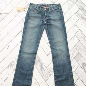 Earnest Sewn Keaton 143 Slight Boot Cut Jeans